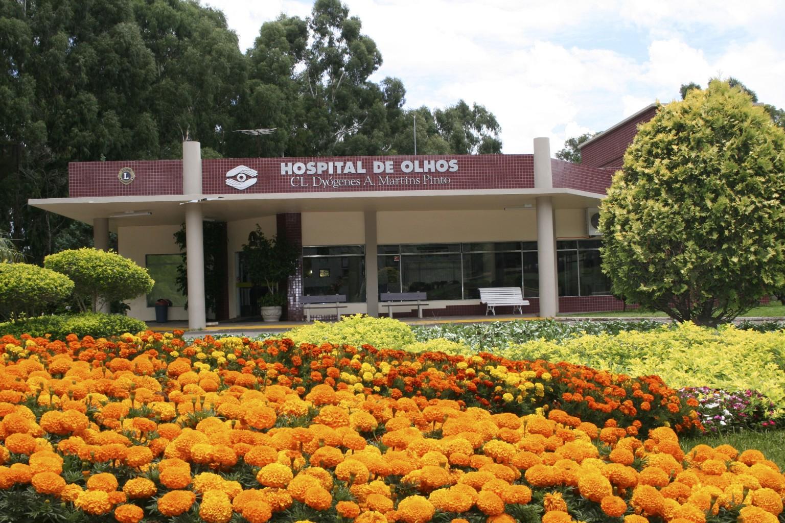 Confira os horários de atendimento do Hospital de Olhos Lions neste fim de ano