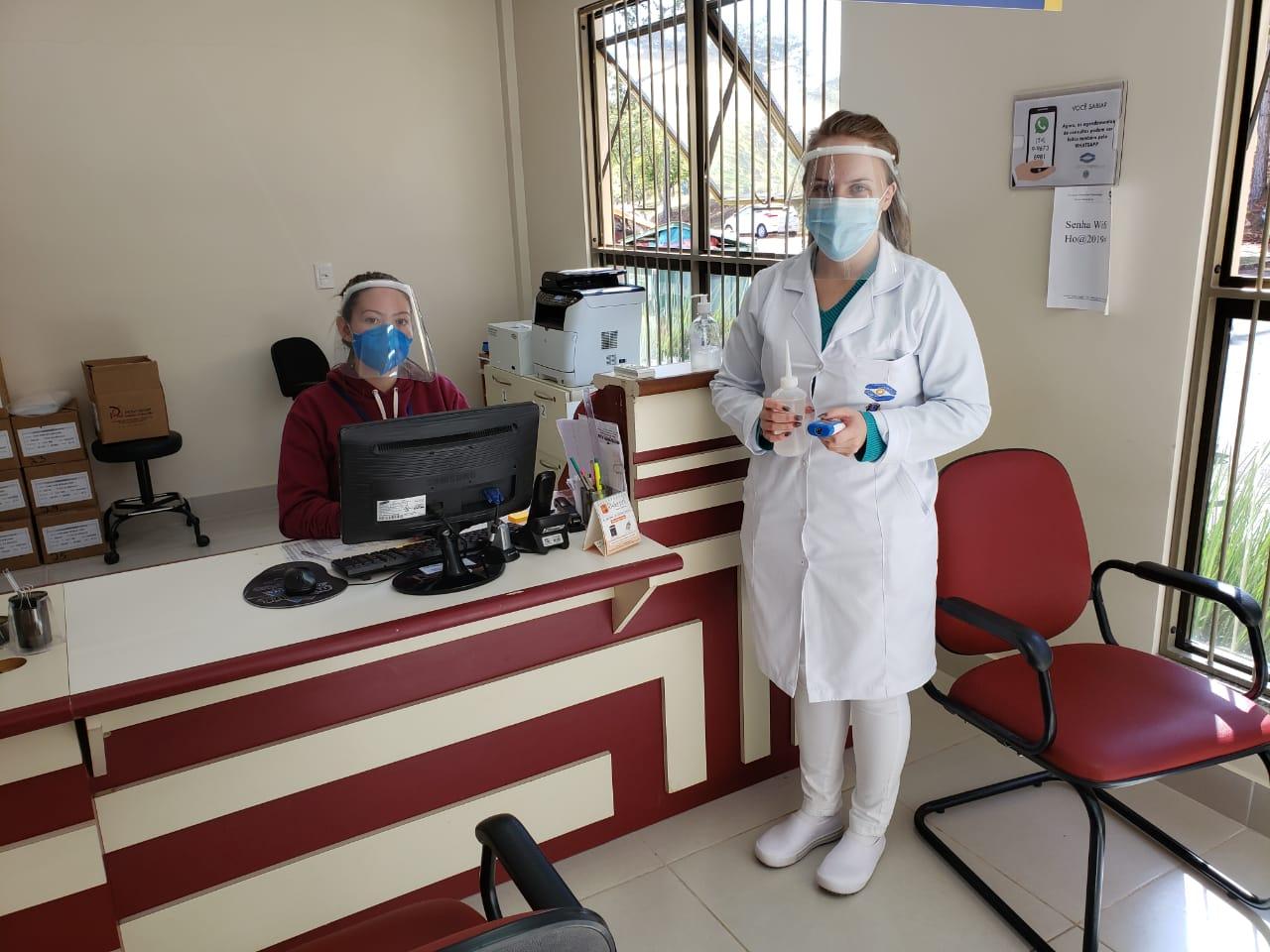 Novas medidas de segurança garantem atendimento de pacientes no Hospital de Olhos Lions