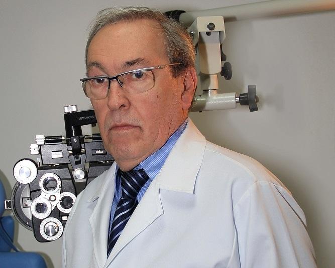 Hospital de Olhos Lions lamenta com pesar o falecimento do Dr. Gildrades da Costa Correa